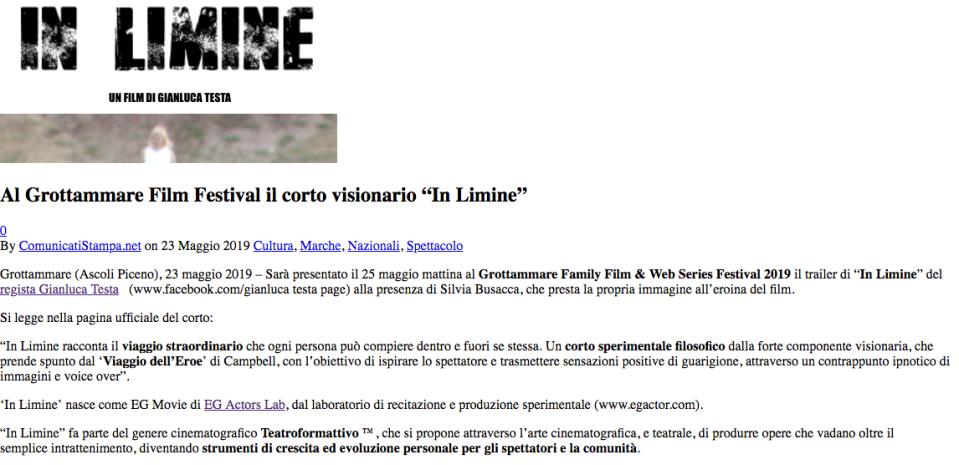 comunicati stampa .net 1
